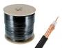 Телевизионный кабель SAT-703 Outdoor (Графитовый черный)