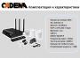 Комплекс CADENA UMK-587 New (Умный дом)
