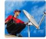 Установка антенн на спутники Hot-Bird, Astra, Amos и др.,